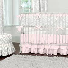 fantastic baby girl bedding sets pink and gray on wonderful home design planning g77b with baby