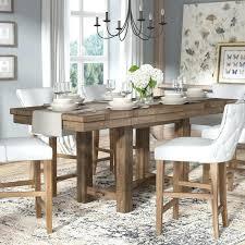 counter table height rectangular counter height extendable dining table counter height table legs canada