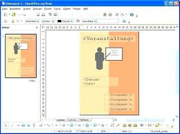 free open office templates free download for brochure template on open office templates flyer