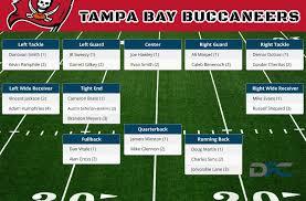 Tampa Bay Depth Chart Rb 55 Proper Tampa Bay Bucaneers Depth Chart