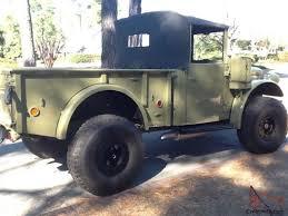 Dodge Powerwagon HEMI powered M 37 Military vehicle Restomod Truck