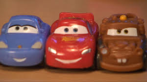 lightning mcqueen and mater and sally. Wonderful Mcqueen Lightning McQueen Sally Mater Micro Drifter 3 Pack Rare Drifters Cars  2 Toys Disney  YouTube To Mcqueen And