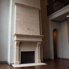 stone fireplace mantels picture
