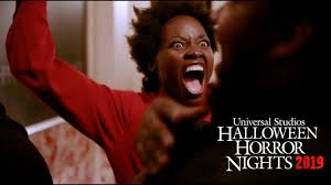 Lupita Nyong'o reprises her role in Us at <b>Universal's Halloween</b> ...