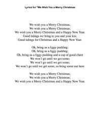 We Wish You a Merry Christmas | Beginner's piano sheet music