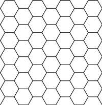 Hexagon Graph Paper Pdf Hexagon Graph Paper Quiltmaker May June 13 Quiltmaker