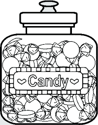 candy coloring page. Interesting Page Candy Coloring Page 88 With To