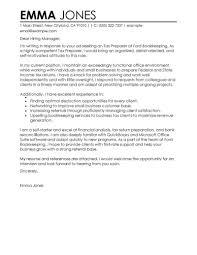 Cover Letter For Tax Preparer Position Best Tax Preparer Cover Letter Examples Livecareer