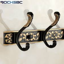 Vintage Coat Racks Wall Mounted Magnificent Black Wall Clothes Hooks Vintage Coat Hooks European Wall Mounted