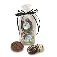 standard chocolate covered oreos gift bag cil11
