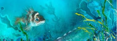 work explore the art of deep sea creatures feb 28 2016