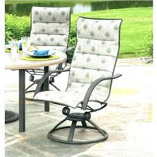 sling chair cushions sling back chair cushions outdoor high back chair cushions clearance high back palisade