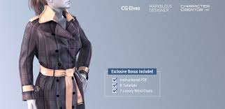 Marvelous Designer Discount Coupon Street Fashion Marvelous Designer Pipeline To Character