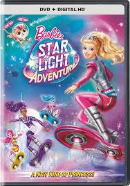 Star Light Adventure Trailer Barbie Star Light Adventure On Dvd Only 10 49