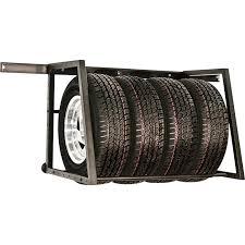 Rolling Tire Storage Rack Inspiration Phoenix Tire Storage Rack 60Lb Capacity Steel Model SPTSR