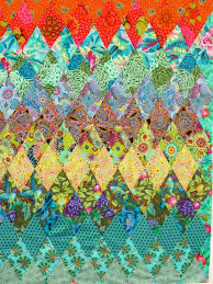 416 best Kaffe Fassett Quilts images on Pinterest | Quilt block ... & Lucy in the sky with diamonds quilt - Kaffe Fassett fabrics at calico & ivy Adamdwight.com
