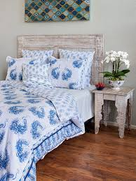 peacock tales white blue french toile peacock twin duvet cover