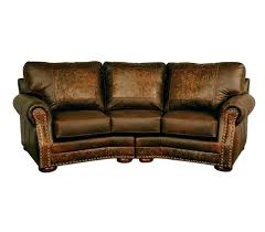 western leather couch awesome small curved sofa or curved leather couch curved leather sectional wonderful curved