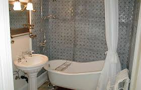 Bathroom With Clawfoot Tub Concept Awesome Inspiration