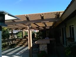 wood patio covers. Fullerton Patio Cover Wood Covers