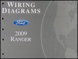 2009 ford ranger repair shop manual original 2 volume set related items