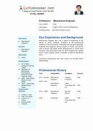 Resume Format Civil Engineer Elegant Engineers Cv Engineers Cv Civil ...