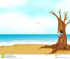 Seashore Clipart