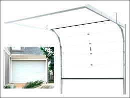 sears garage door opener manual sears craftsman 1 2 hp garage door opener garage door ideas