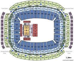 Nrg Stadium Tickets And Nrg Stadium Seating Chart Buy Nrg