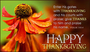 Christian Quotes Of Thanksgiving Best of Thanksgiving Greetings Religious Thanksgiving Blessings