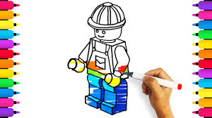 Coloring For Kids How To Draw