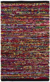 rag rugs textile art area rugs rag rug collection safavieh mvsgxcr