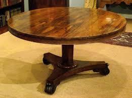 antique round dining table antique round pedestal dining table home design decorative antique round oak pedestal