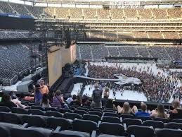 U2 Metlife Seating Chart Metlife Stadium Section 241 Row 10 Seat 5 U2 Tour The