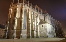 The <b>Gothic in</b> Romania - The Black Church in Brașov