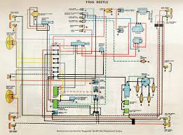 thesamba com type 1 wiring diagrams 1974 Super Beetle Wiring Diagram Vw Wiring Diagrams Online #24