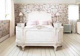 Provencal Bonaparte French Bed Traditional Bedroom