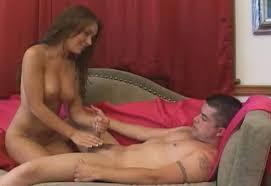 Girls giving guys handjobs