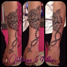 Růženec Tetování Ruka