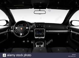 2009 Porsche Cayenne GTS in Black - Dashboard, center console ...