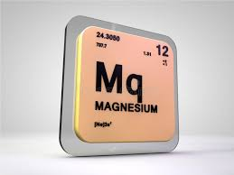 Magnesium - Mq - Chemical Element Periodic Table Stock ...