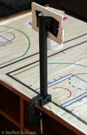 Wooden Basketball Game DIY Tabletop Basketball Game Fun Basketball Party Ideas 42