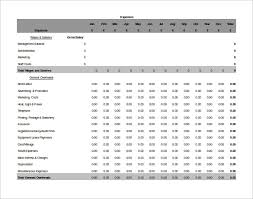 Excel Templates For Small Business Bookkeeping Accounting Spreadsheet Template 9 Free Excel Pdf