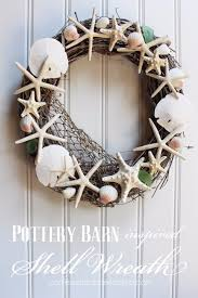 diy home decor projects for summer pottery barn inspired s wreath creative summery ideas
