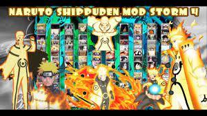 Bleach VS Naruto 3.3 MUGEN MOD NARUTO STORM 4 ANDROID {DOWNLOAD} - YouTube