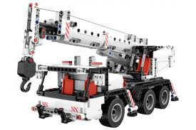 <b>Конструктор</b> Xiaomi mitu building Blocks mobile Engineering Crane ...