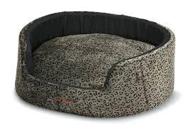 dog crate bedding set frisco steel framed elevated pet bed brown