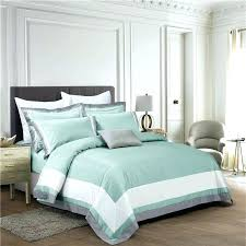 hotel style bedding sets hotel style bedding simply shabby chic sage green white and gray border