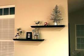 full size of white wood floating wall shelf black shelves furniture kids room surprising unfinished wooden