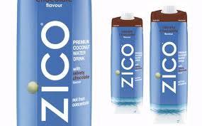 coca cola launches velvety chocolate zico coconut water